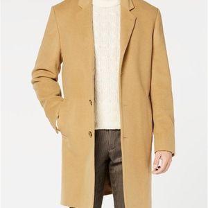 LAST CHANCE Camel Michael Kors Madison wool Coat